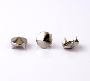 画像1: 円錐型スタッズ 11.5mm 1000個